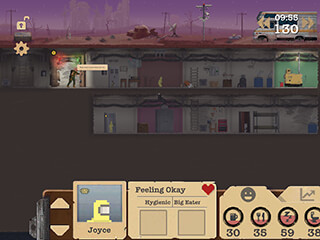Sheltered скриншот 1