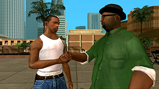GTA: San Andreas скриншот 1