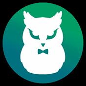 Сова ВК иконка