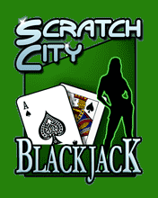 Scratch City: Blackjack иконка