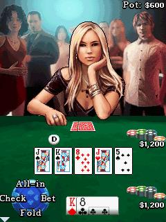 Техасский Покер (Texas Hold'em Poker)