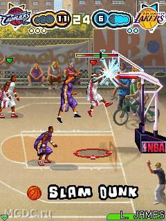 NBA Столкновение! (NBA Smash!)