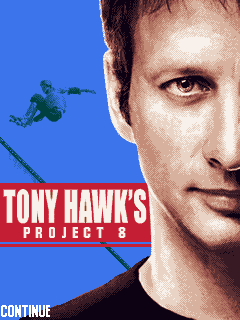 Tony Hawks: Project 8