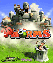 Worms Forts 3D иконка