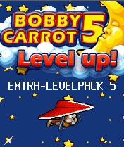 Bobby Carrot 5. Level Up 5 иконка