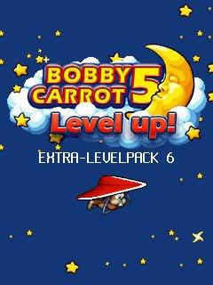 Bobby Carrot 5. Level Up 6 иконка