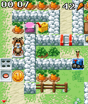 Морковный Бобби 5. Уровень 7 (Bobby Carrot 5. Level Up 7)