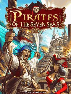 ������ ���� ����� (Pirates Of The Seven Seas)