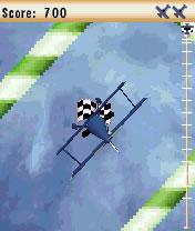 Ловкий планер (Stunt plane)