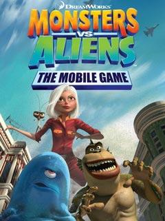 Monsters vs. Aliens иконка