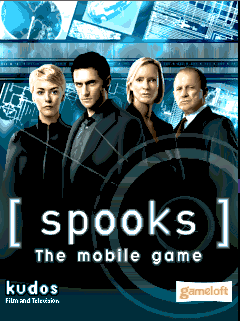 Spooks: The Mobile Game иконка