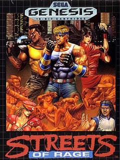 Street of Rage иконка