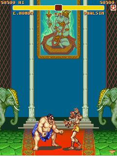 ����� ������� ���� 2 (Super Street Fighter II)