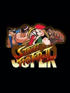 Super Street Fighter II иконка