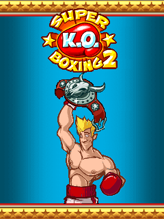 Super KO Boxing 2 иконка
