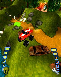 4x4 Monster Trucks 3D