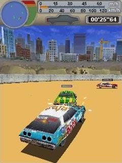 Арена разрушений 3D (Crash Arena 3D)