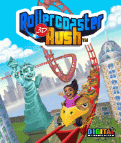 Rollercoaster Rush 3D