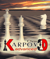 Advanced Karpov 3D Chess иконка