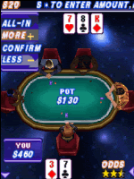 Midnight Hold'Em Poker 3D