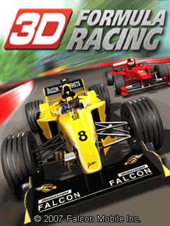 3D Formula Racing иконка