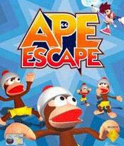 Обезьяний Побег (Ape Escape)