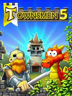 Горожане 5 (Townsmen 5)