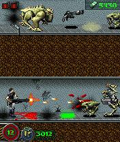 Охотник на чужих (Alien shooter)