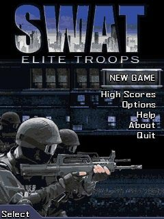 SWAT: Elite Troops иконка