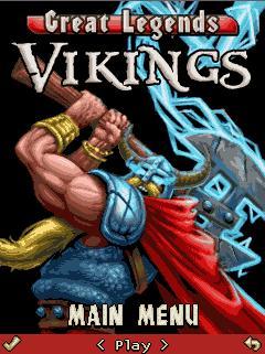 Great Legends: Vikings иконка