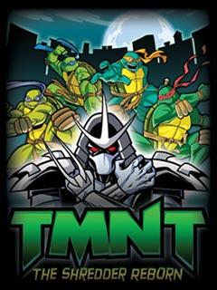 TMNT: The Shredder Reborn иконка