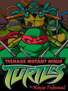 ��������� ������: �������� ������ (TMNT: The Ninja Tribunal)