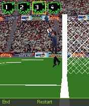 Пенальти 3D (3D Free Kick Football)