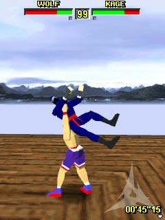Виртуальный Боец 3D (Virtua Fighter Mobile 3D)