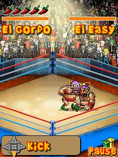 ������������ �������� (Mexican Wrestling)