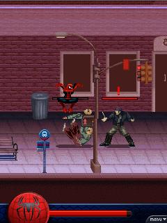 скачать игру на телефон игру человек паук 3