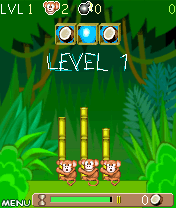 ��������: ���������� ����� (Monkey: Pole Climb)