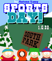 ����� ����: ���� ������ (South Park: Sport Day)
