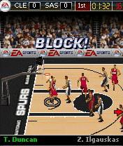 ��������� 2008 3D (NBA Live 2008 3D)