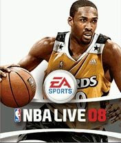 Баскетбол 2008 3D (NBA Live 2008 3D)