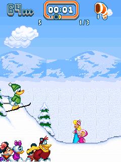 Дисней: Зимние Игры (Disney: Snow Sports)