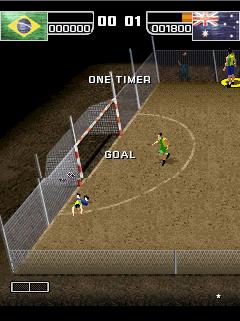 Уличный Футбол 2 (FIFA Street 2)
