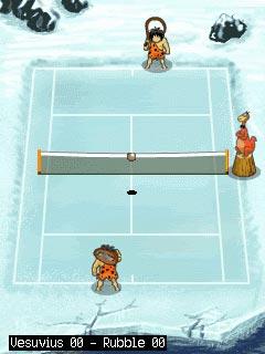Теннис Юрского Периода (Jurassic Tennis)