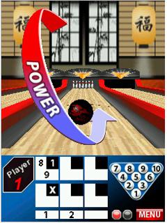 PBA Боулинг 3D (Professional Bowlers Association Bowling 3D)