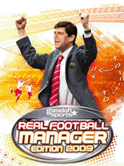 Real Football Manager Edition 2009 иконка