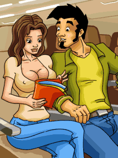 ������� ����: ���� � �������� (Dirty Jack: Sex in Airplane)