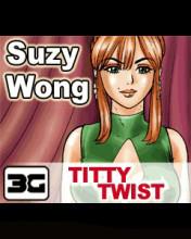 Manga Babes: Suzy Wong - Titty Twist