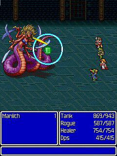 Последняя Фантазия (Final Fantasy Mobile)