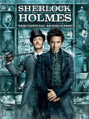 Sherlock Holmes: The Official Movie Game иконка