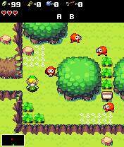 Легенда Зелды (The Legend Of Zelda Mobile)